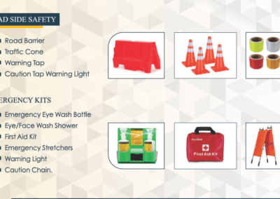 Roadside Safety & Emergency Kit