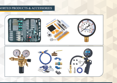 Assorted Products & Accessories
